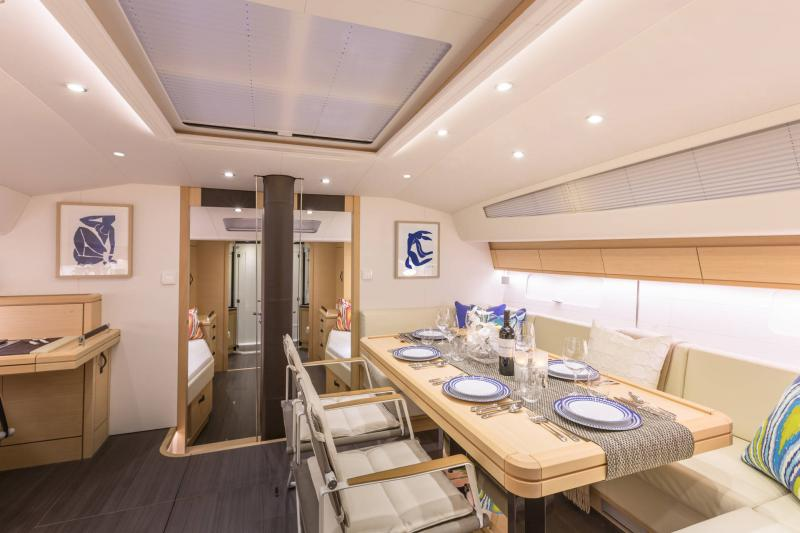 Jeanneau 64 Interior Views 61