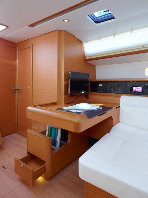 Sun Odyssey 519 │ Sun Odyssey of 16m │ Boat Segelboote Jeanneau  19819