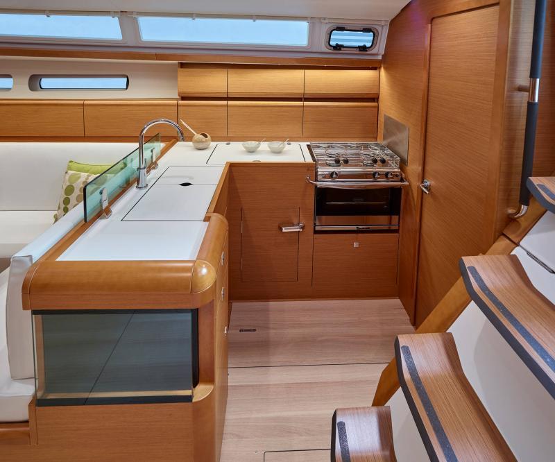 Sun Odyssey 449 │ Sun Odyssey of 14m │ Boat Sailboat Jeanneau  19525
