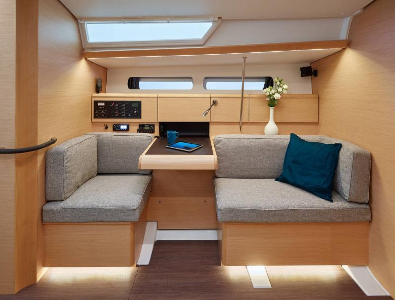 Sun Odyssey 449 │ Sun Odyssey of 14m │ Boat Sailboat Jeanneau  19516