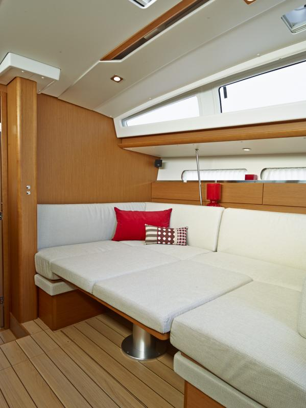 Sun Odyssey 41 DS │ Sun Odyssey DS of 12m │ Boat Sailboat Jeanneau boat Sun-Odyssey-DS-41DS 842