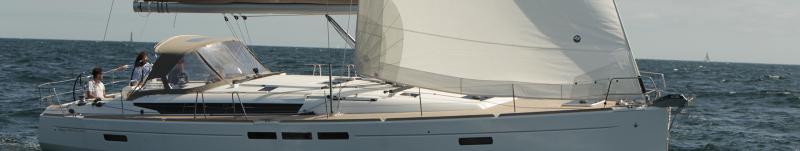 Sun Odyssey 509 │ Sun Odyssey de 15m │ Bateaux Voiliers Jeanneau  8413