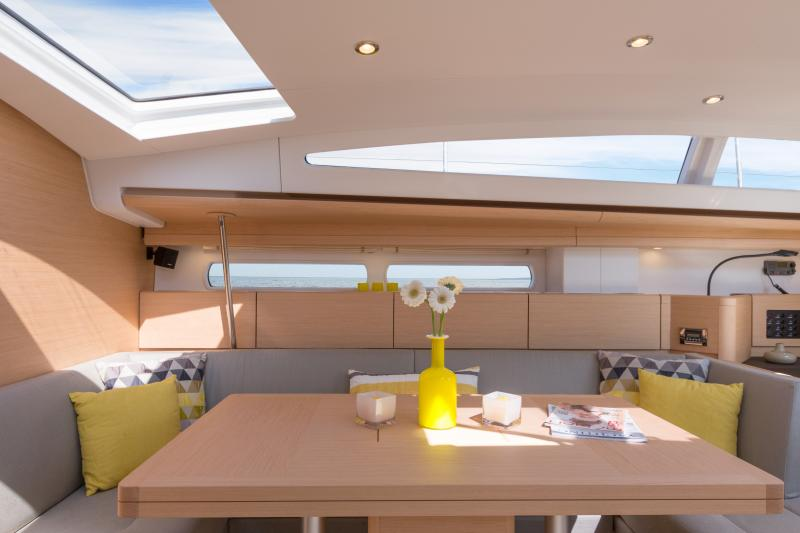 Jeanneau 58 Interior Views 20