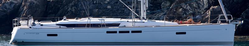 Sun Odyssey 509 │ Sun Odyssey de 15m │ Bateaux Voiliers Jeanneau  8415