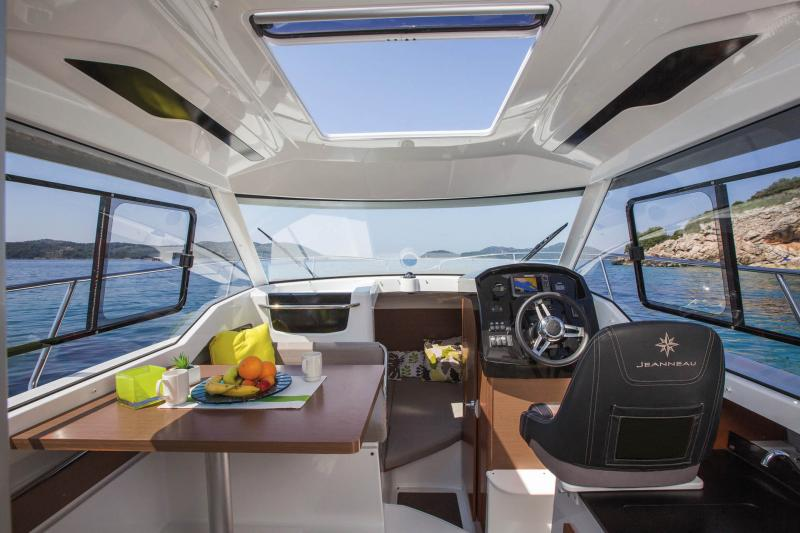 Merry Fisher 795 Interior Views 3