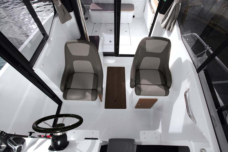 Merry Fisher 695 Marlin Vistas del interior 4