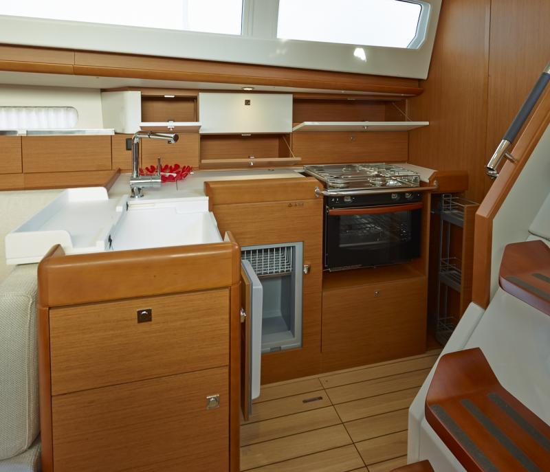 Sun Odyssey 44 DS │ Sun Odyssey DS of 13m │ Boat Barche a vela Jeanneau barche Sun-Odyssey-DS-44DS 836