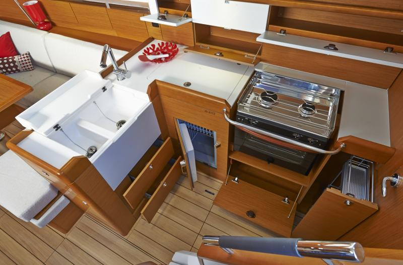 Sun Odyssey 41 DS │ Sun Odyssey DS of 12m │ Boat Sailboat Jeanneau boat Sun-Odyssey-DS-41DS 846