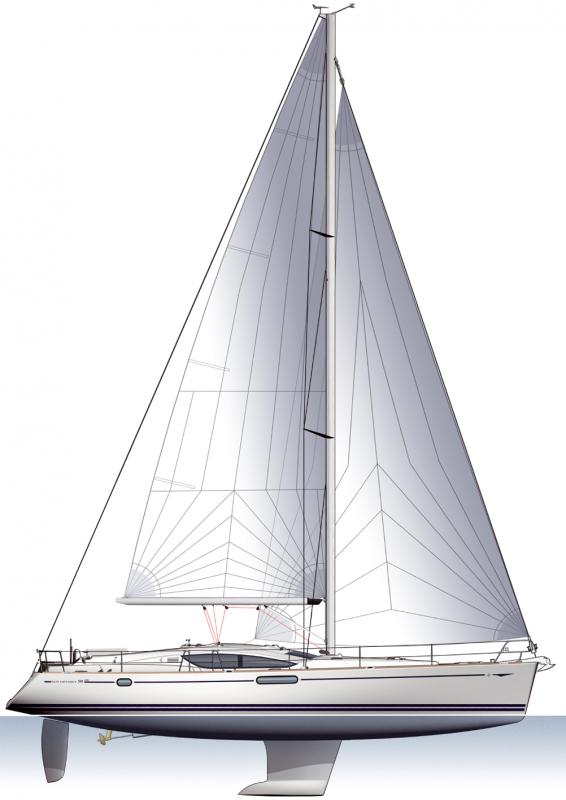 Sun Odyssey 50 DS │ Sun Odyssey DS of 15m │ Boat Sailboat Jeanneau boat Sun-Odyssey-DS-50DS 183