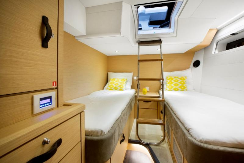 Jeanneau 64 Interior Views 2