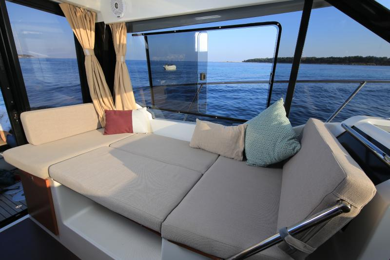 Merry Fisher 895 Interior Views 4