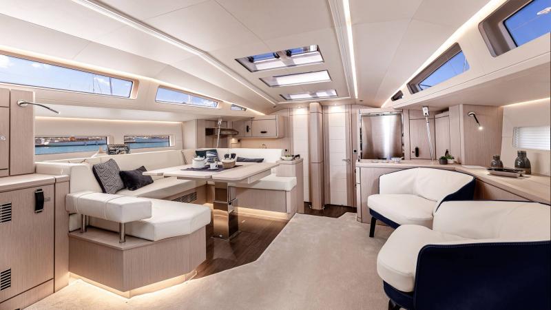Jeanneau Yachts 60 │ Jeanneau Yachts of 18m │ Boat Sailboat Jeanneau  22876