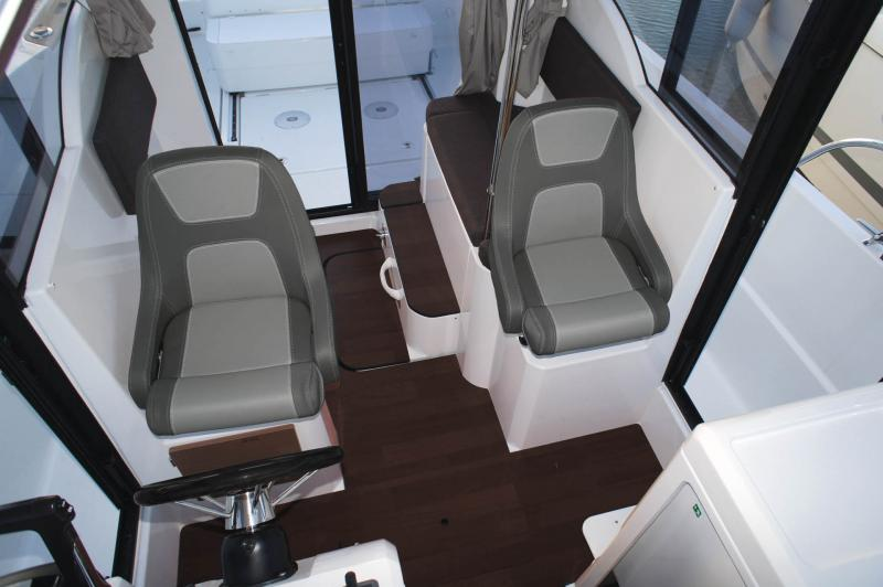 Merry Fisher 875 Marlin Vistas del interior 2