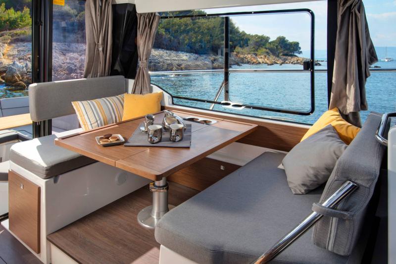 NC 1095 │ NC Weekender of 10m │ Boat powerboat Jeanneau  18907