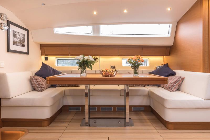 Jeanneau Yachts 64 │ Jeanneau Yachts de 20m │ Bateaux Voiliers Jeanneau  18066
