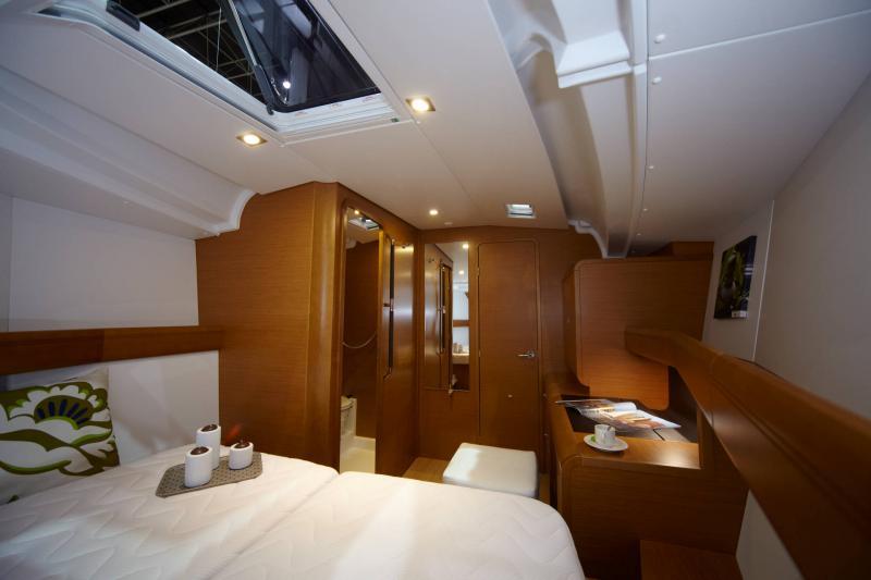 Sun Odyssey 449 │ Sun Odyssey of 14m │ Boat Barche a vela Jeanneau  13214