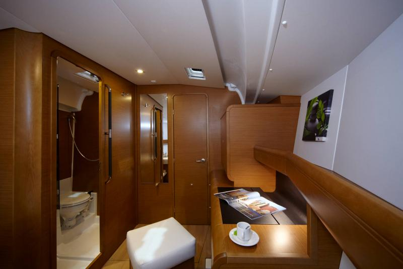 Sun Odyssey 449 │ Sun Odyssey of 14m │ Boat Barche a vela Jeanneau  13218