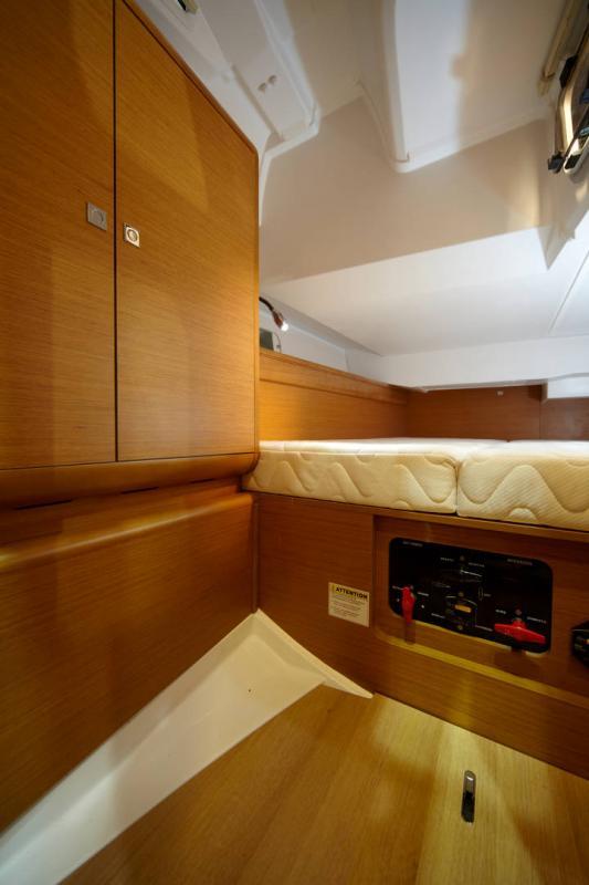 Sun Odyssey 449 │ Sun Odyssey of 14m │ Boat Barche a vela Jeanneau  13210