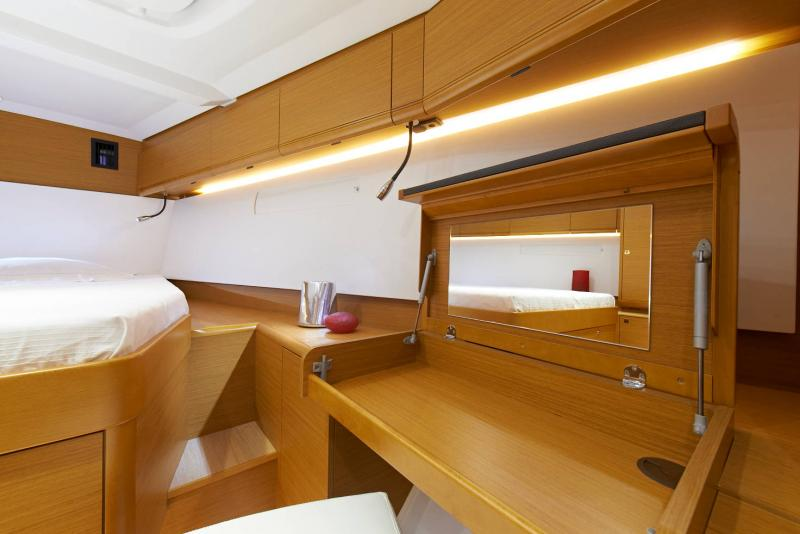 Sun Odyssey 479 │ Sun Odyssey of 14m │ Boat Segelboote Jeanneau  13326