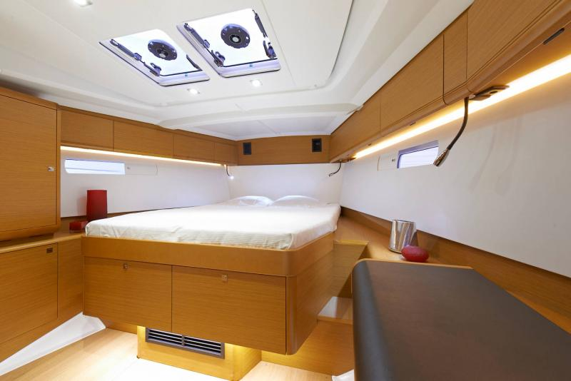 Sun Odyssey 479 │ Sun Odyssey of 14m │ Boat Segelboote Jeanneau  13325