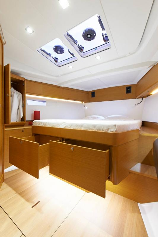 Sun Odyssey 479 │ Sun Odyssey of 14m │ Boat Segelboote Jeanneau  13337