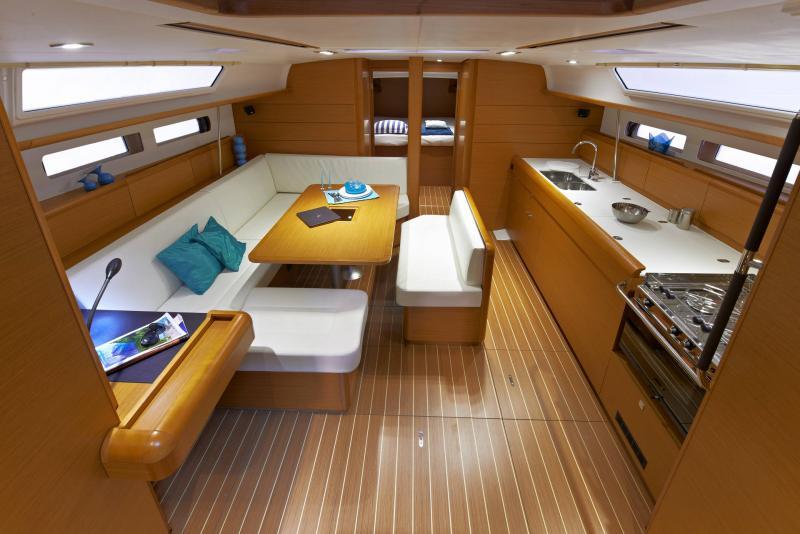 Sun Odyssey 479 │ Sun Odyssey of 14m │ Boat Segelboote Jeanneau  13340