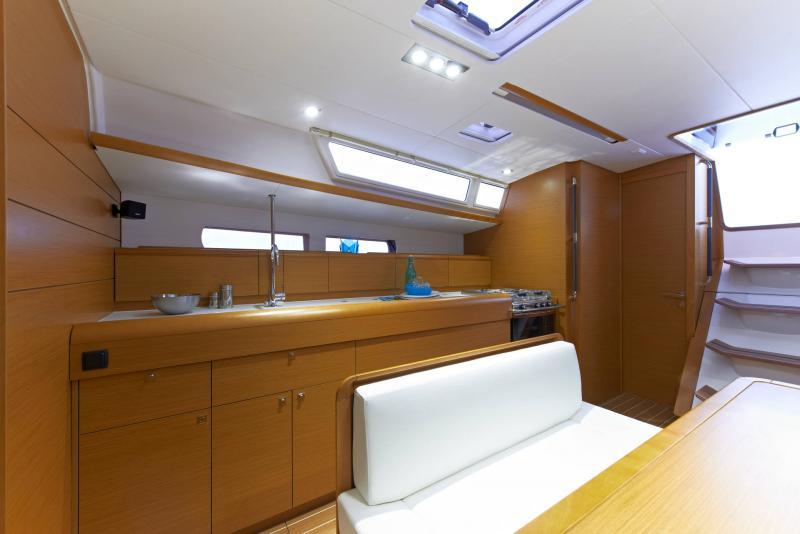 Sun Odyssey 479 │ Sun Odyssey of 14m │ Boat Segelboote Jeanneau  13338