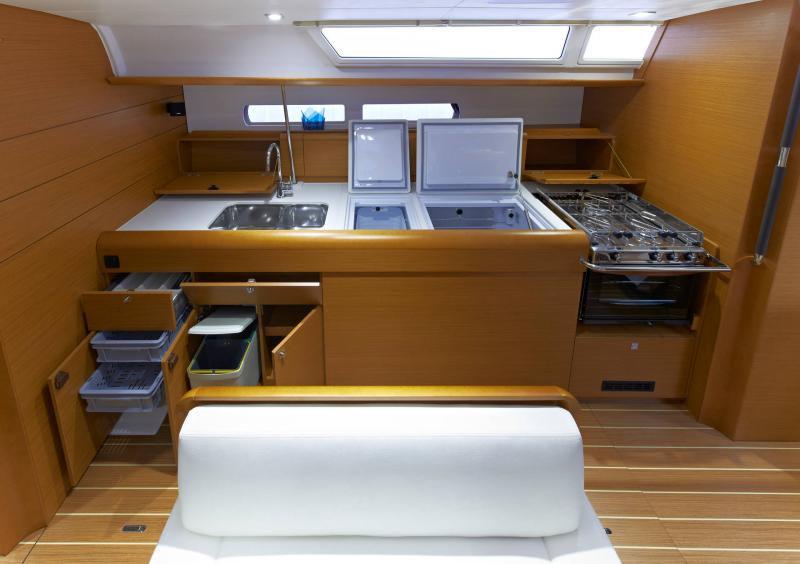Sun Odyssey 479 │ Sun Odyssey of 14m │ Boat Segelboote Jeanneau  13328