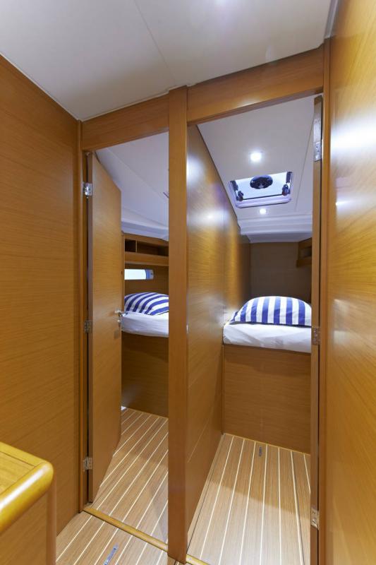 Sun Odyssey 479 │ Sun Odyssey of 14m │ Boat Barche a vela Jeanneau  13330