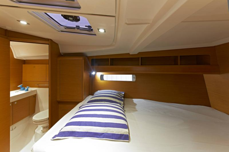 Sun Odyssey 479 │ Sun Odyssey of 14m │ Boat Segelboote Jeanneau  13332