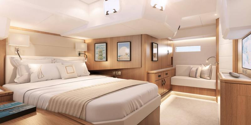 Jeanneau Yachts 60 │ Jeanneau Yachts of 18m │ Boat Sailboat Jeanneau  20843