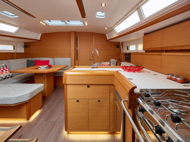 Sun Odyssey 479 │ Sun Odyssey of 14m │ Boat Segelboote Jeanneau  13309