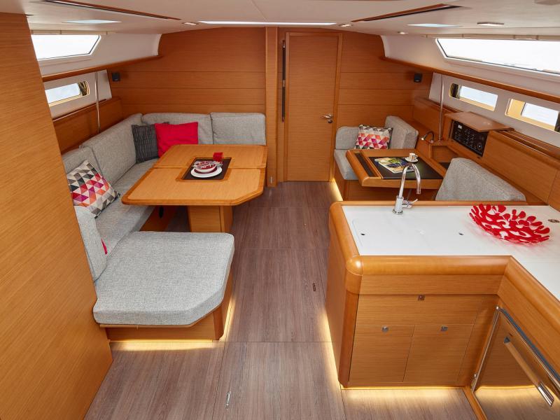 Sun Odyssey 479 │ Sun Odyssey of 14m │ Boat Segelboote Jeanneau  13310