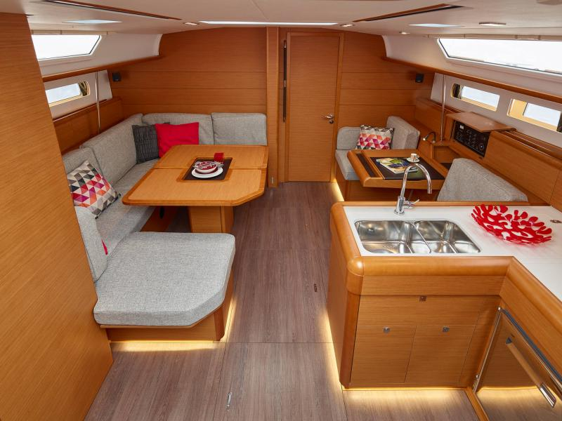 Sun Odyssey 479 │ Sun Odyssey of 14m │ Boat Segelboote Jeanneau  13316