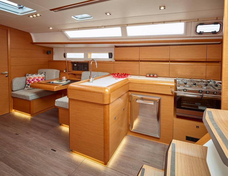 Sun Odyssey 479 │ Sun Odyssey of 14m │ Boat Segelboote Jeanneau  13318