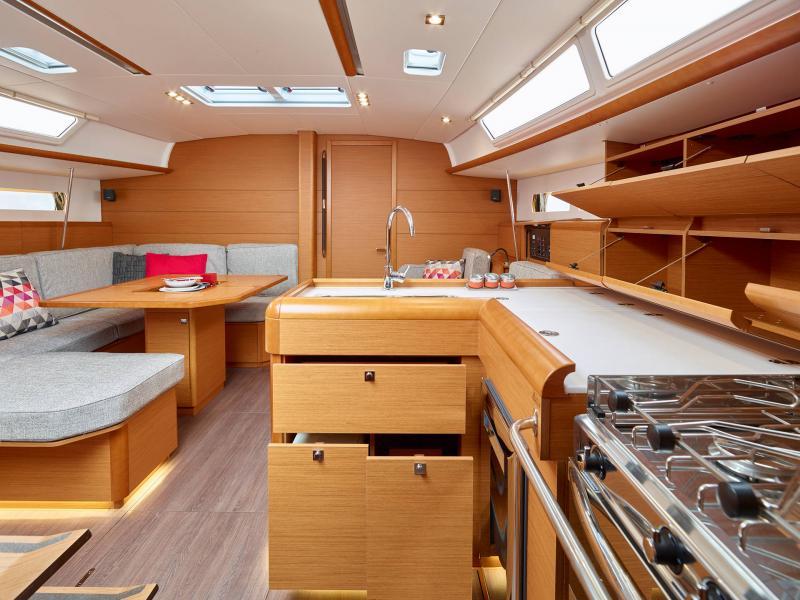 Sun Odyssey 479 │ Sun Odyssey of 14m │ Boat Segelboote Jeanneau  13311