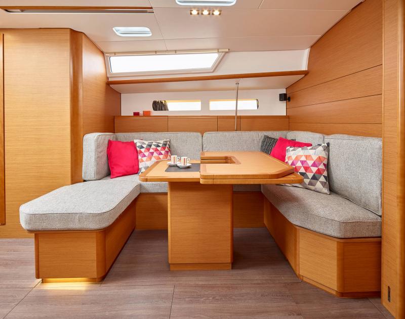 Sun Odyssey 479 │ Sun Odyssey of 14m │ Boat Segelboote Jeanneau  13314