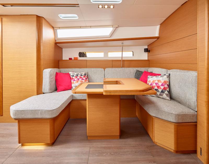 Sun Odyssey 479 │ Sun Odyssey of 14m │ Boat Segelboote Jeanneau  13315