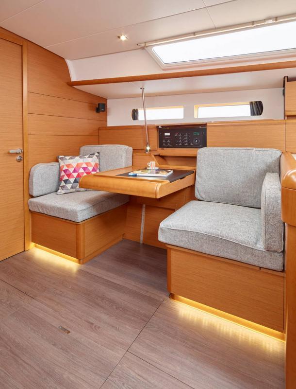Sun Odyssey 479 │ Sun Odyssey of 14m │ Boat Segelboote Jeanneau  13312
