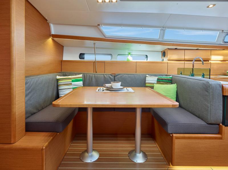 Sun Odyssey 419 │ Sun Odyssey of 13m │ Boat Barche a vela Jeanneau  13083