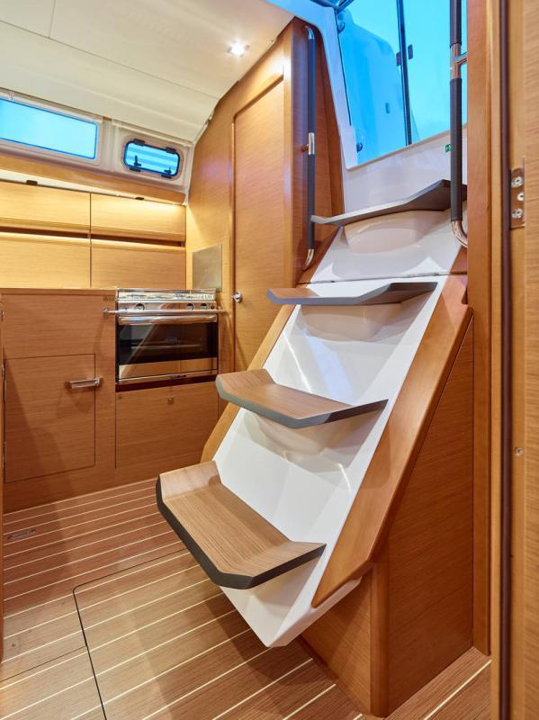 Sun Odyssey 419 │ Sun Odyssey of 13m │ Boat Barche a vela Jeanneau  13089