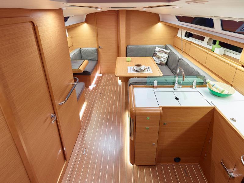 Sun Odyssey 419 │ Sun Odyssey of 13m │ Boat Barche a vela Jeanneau  13088