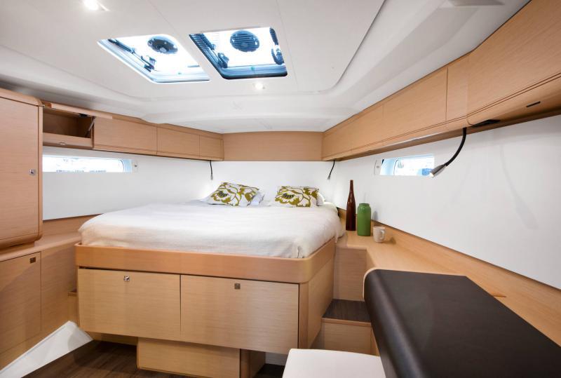 Sun Odyssey 479 │ Sun Odyssey of 14m │ Boat Barche a vela Jeanneau  13307