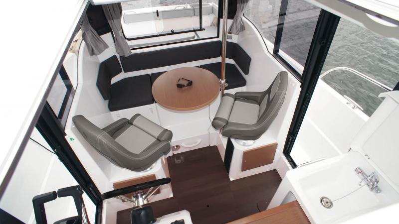 Merry Fisher 875 Marlin Vistas del interior 3