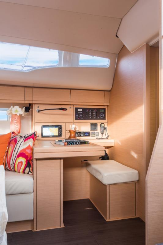 Jeanneau 54 Interior Views 5