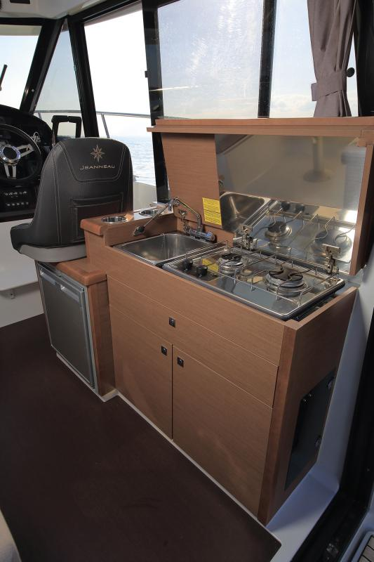 Merry Fisher 895 Interior Views 3