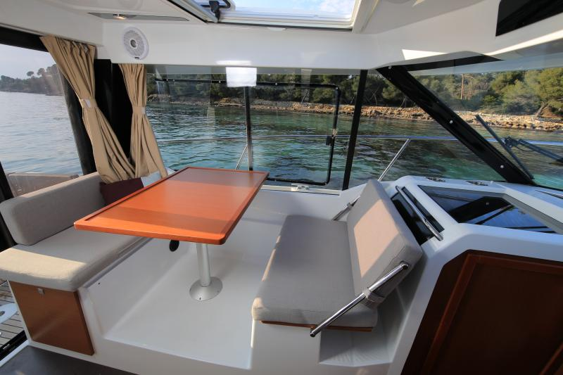 Merry Fisher 895 Interior Views 7