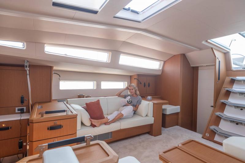 Jeanneau Yachts 60 │ Jeanneau Yachts of 18m │ Boat Barche a vela Jeanneau  23363