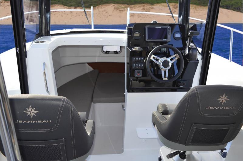 Merry Fisher 795 Marlin Vistas del interior 3