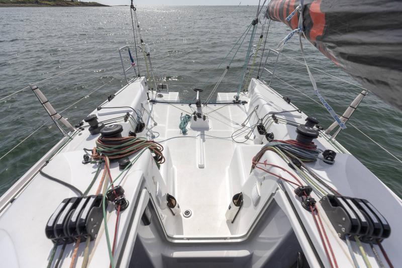 Sun Fast 3300 │ Sun Fast of 10m │ Boat Segelboote Jeanneau Cockpit 19127